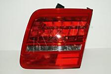Audi A8 D3 2007-2009 Facelift Inner Rear Lamp Tail Light RIGHT RH OEM