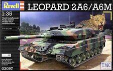 03097 Revell 1/35 Leopard 2A6/A6M Kit