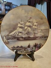 The Great Clipper Ships Collectors Plate Franklin Mint 1981 – Marco Polo