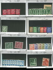 GERMANY ASSORTMENT ON 60+ DISPLAY CARDS-LOT 2!