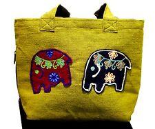 New Amazing Handmade Women Purse Shoulder Bag Colorful Cotton Fashion Zippered