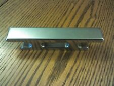 6 inch Billet Boat Deck Cleat Polished Aluminum