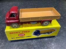 Dinky Toys 408 Big Bedford Lorry Boxed