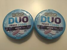 Ice Breakers Duo Mints Grape 36g X 2 Sugar Free