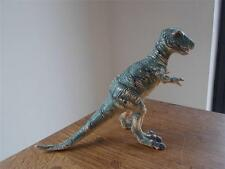 Vtg 1987 Rubber Dinosaur Toy TYRANNOSAURUS REX 26cm Part Lg Collection offered