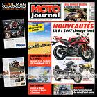 MOTO JOURNAL N°1715 SUZUKI DL 650 V-STROM & GSF 1200 BANDIT S, BIMOTA DB6 2006