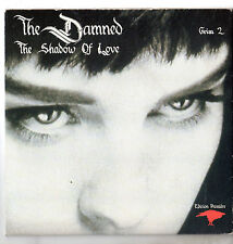 """The Damned - The Shadow Of Love 7"""" Single 1985"""