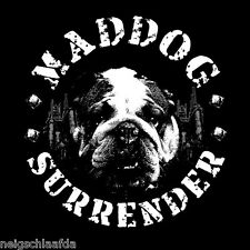MADDOG SURRENDER – S.T. LP + downloadcode punk oi!