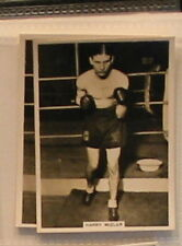 #119 harry mizler boxing sport card