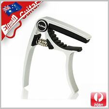 Ukulele Capo Quick Change Trigger Clump Style Metal alloy