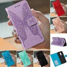 For LG K61 K50 Stylo 6 / Moto G8 Power Lite G7 E6 Wallet Flip Leather Case Cover