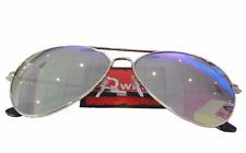 Aviator Sonnenbrille Fliegerbrille Pilotenbrille Retro Atze Spiegelbrille  Q 1