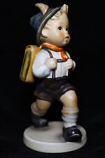 "GOEBEL HUMMEL FIGURINE HUM 82/0 ""SCHULSCHWÄNZER / SCHOOL BOY"" GERMAN FIGURE FM 3"