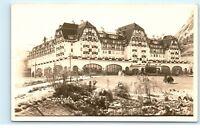 Brazil Quitandinha Petropolis Hotel Vintage RPPC Real Photo Postcard D55