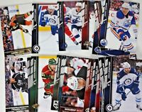 Hockey 2 Player Trading Cards 2015 2016 Upper Deck MVP NHL Lot of 30 Series
