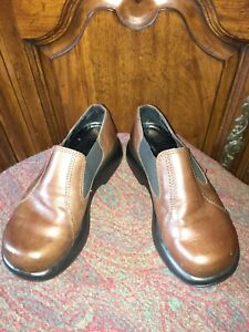 Dansko Women Brown Loafer Clogs Shoe Size 4 EUR 28