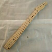 """Best 24 Fret Glossy 25.5"""" inch Guitar Maple Neck parts replace"""