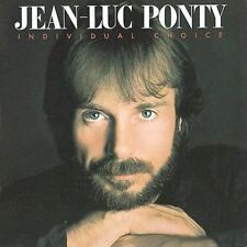 Individual Choice by Jean-Luc Ponty (CD, Nov-1983, Rhino (Label))