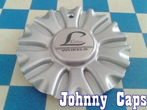 LOTUS Wheels NEW SILVER Center Cap # N/A  Custom Wheel Center Cap (QTY. 1)