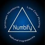 Numbify Stronger Numbing, Naturally