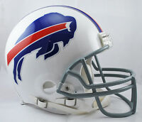 BUFFALO BILLS NFL Riddell VSR-4 ProLine Full Size AUTHENTIC Football Helmet