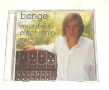 Benge - CD - Beautiful Electronic Music - Expanding Records EXPAND296