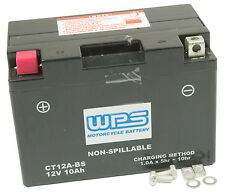WPS 2009-2015 Suzuki SFV650 Gladius BATTERY FA SEALED CT12A-BS FAC TORY ACTIVATE