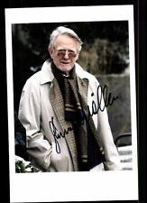 Gunnar Möller Autogrammkarte Original Signiert ## BC 35197