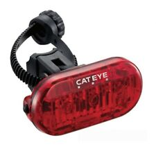 Cateye Omni 3 LED TL135 Rear Light - Bicycle Safety Commuting