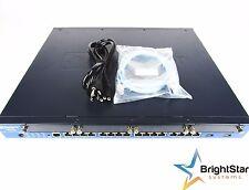 Juniper SRX240H2  SRX Services Gateway 240 with 16 x GE Ports 4x Mini-PIM Slots