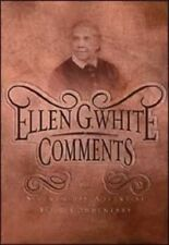 Ellen G. White Comments from the Seventh day Adventist Bible Commentary