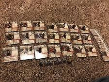 Zombicide Black Plague : Various Hero Lot Miniatures Paul Danton Ariadne More