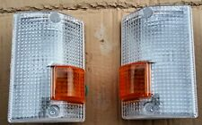 MITSUBISHI L300 DELICA MODEL 1980 1985 CORNER LIGHTS LAMP PAIR LEFT RIGHT NEW