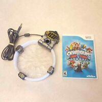 Skylanders Trap Team Game & Traptanium Portal Wii WiiU No Figures