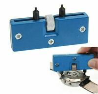 Adjustable Rectangle Watch Back Case Cover Opener Remover Wrench Repair Set Tool