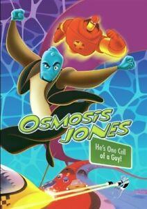 OSMOSIS JONES New Sealed DVD Bill Murray Laurence Fishburne