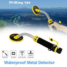 PI-iKing 750 Metal Detector Waterproof Pinpointer Induction Treasure Gold Meter