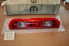 NOS 02-08 Dodge Ram 1500 3rd Top Mount Brake Light 05072594AD  05-10 2500 3500