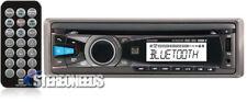 DUAL XDMA550BT SINGLE DIN IN-DASH CAR BLUETOOTH CD PLAYER USB iPOD RADIO STEREO
