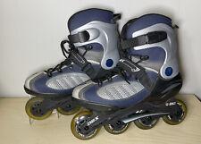 New listing DBX Men's Rollerblades Inline Skates Men's Size 10 Abec 7 Mothership Wheels Nice