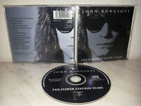 CD BON JOVI - THE POWER STATION YEARS