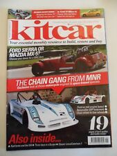 Kitcar magazine - January 2014 - The chain gang from MNR
