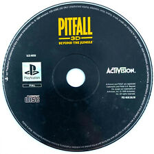 Pitfall 3D Beyond the jungle - Playstation / PS1 - Disque seul - PAL FR