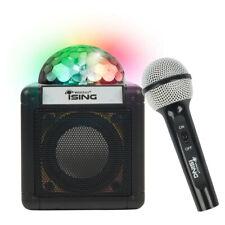 Vivitar Ising Bluetooth/Wireless Karaoke Speaker w/ Microphone/Lights Kids Party