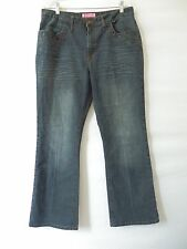 Zana Di  Blue Jeans Medium Wash Boot Cut Stretch Women Size16