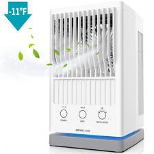 Mini Air Conditioner/Portable Air Cooling Fan Evaporative Air Cooler Desktop Fan