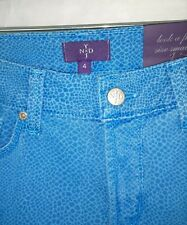 NWOT Not Your Daughters Jeans NYDJ  Skinny  - Size 4