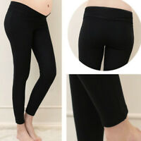 Women Low Waist Trousers Maternity Pants Maternity Pregnancy Leggings Pregnant