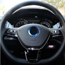 VW Volkswagen Volante Anello Golf Tiguan Touran Passat Scirocco Beetle Polo Blu