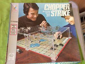 CHOPPER STRIKE.MILTON BRADLEY.1976